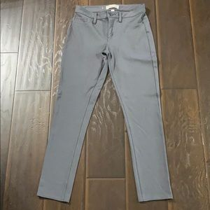 Calvin Klein Grey Legging Pants sz 6